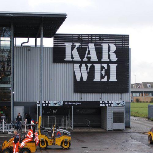 Brandmeldinstallatie Karwei