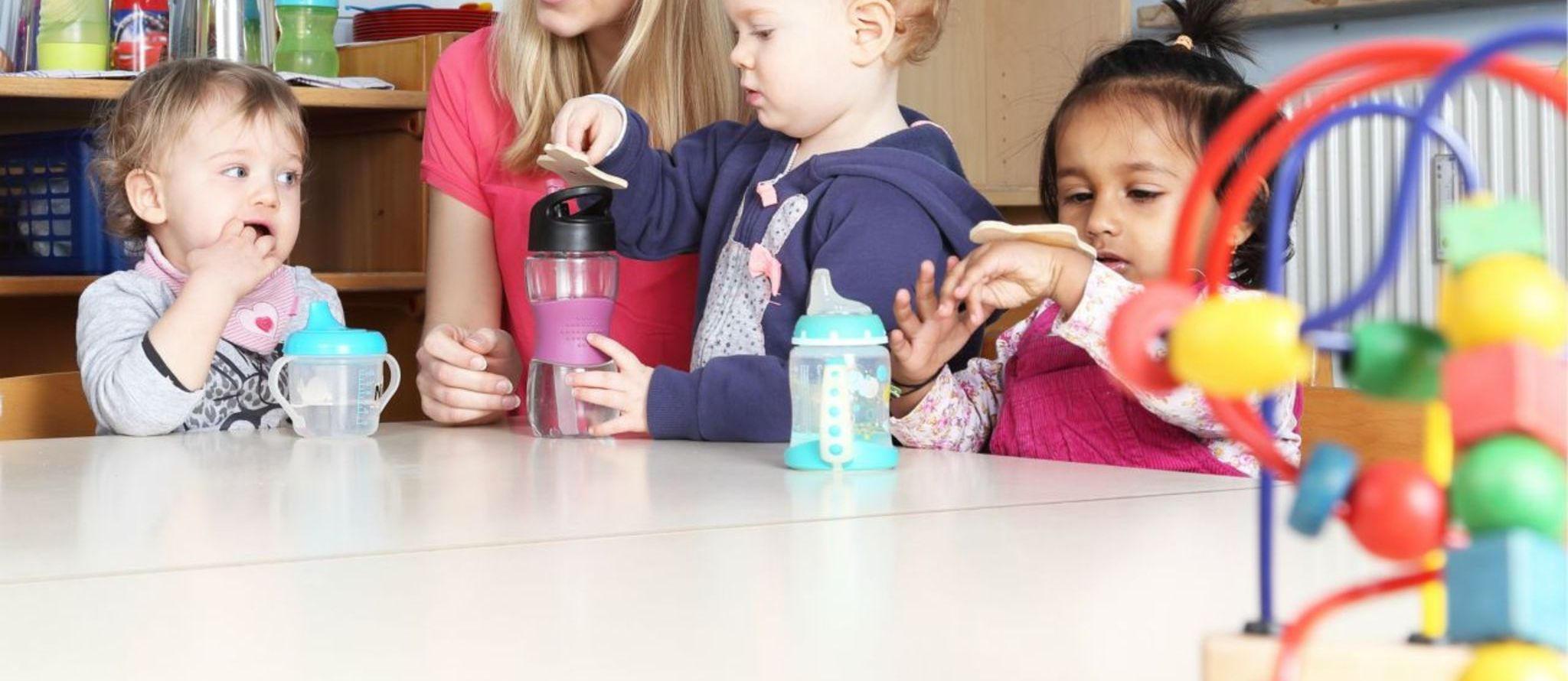 Brandveiligheid kinderdagverblijven