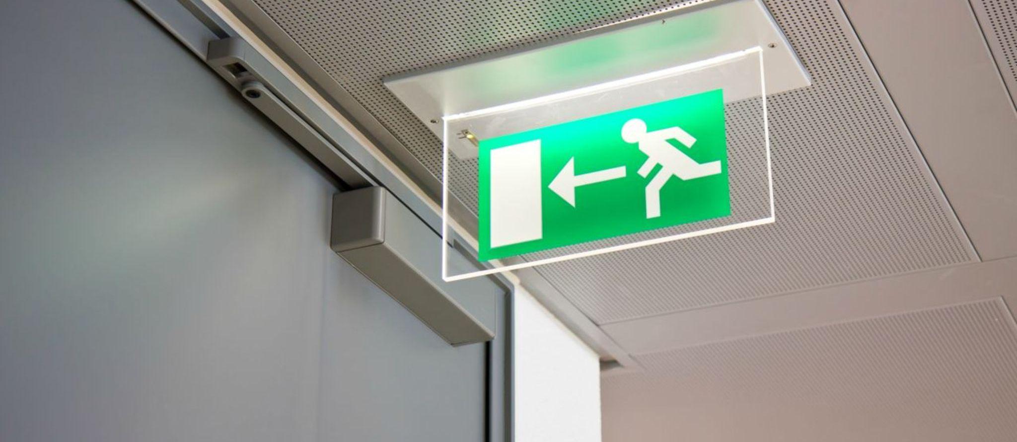 LED verlichting voor noodverlichting verplicht vanaf 1 juli 2020