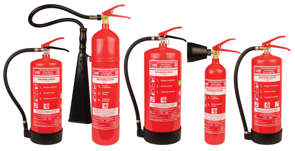 Brandblusser kopen | Waar moet je op letten?